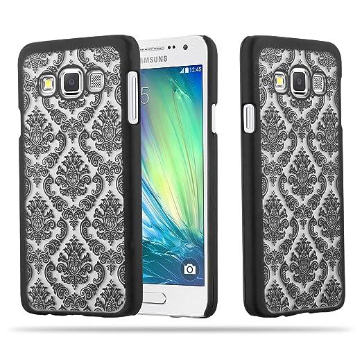 3 opinioni per Cadorabo – TPU Hard Cover Mandala per Samsung Galaxy A3 (5) (Modello 2015)- Case