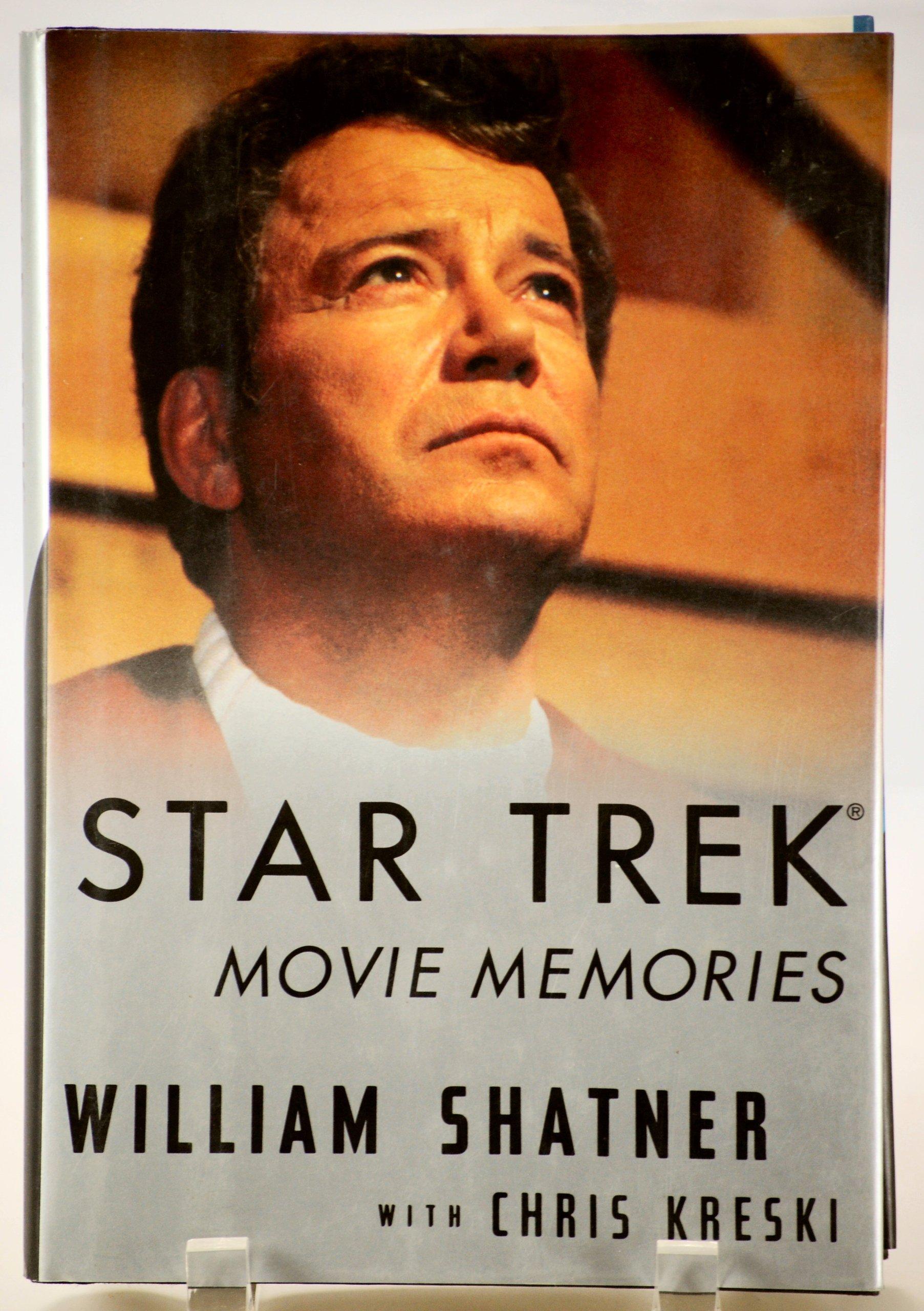 Star Trek Movie Memories: William Shatner, Chris Kreski: 9780060176174:  Amazon.com: Books