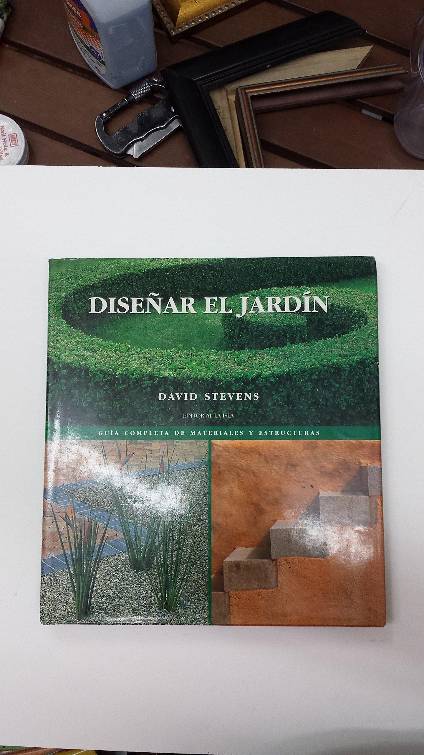 Disenar El Jardin: Guca Completa de Materiales y Estructuras ...
