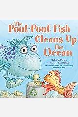 The Pout-Pout Fish Cleans Up the Ocean (A Pout-Pout Fish Adventure) Hardcover