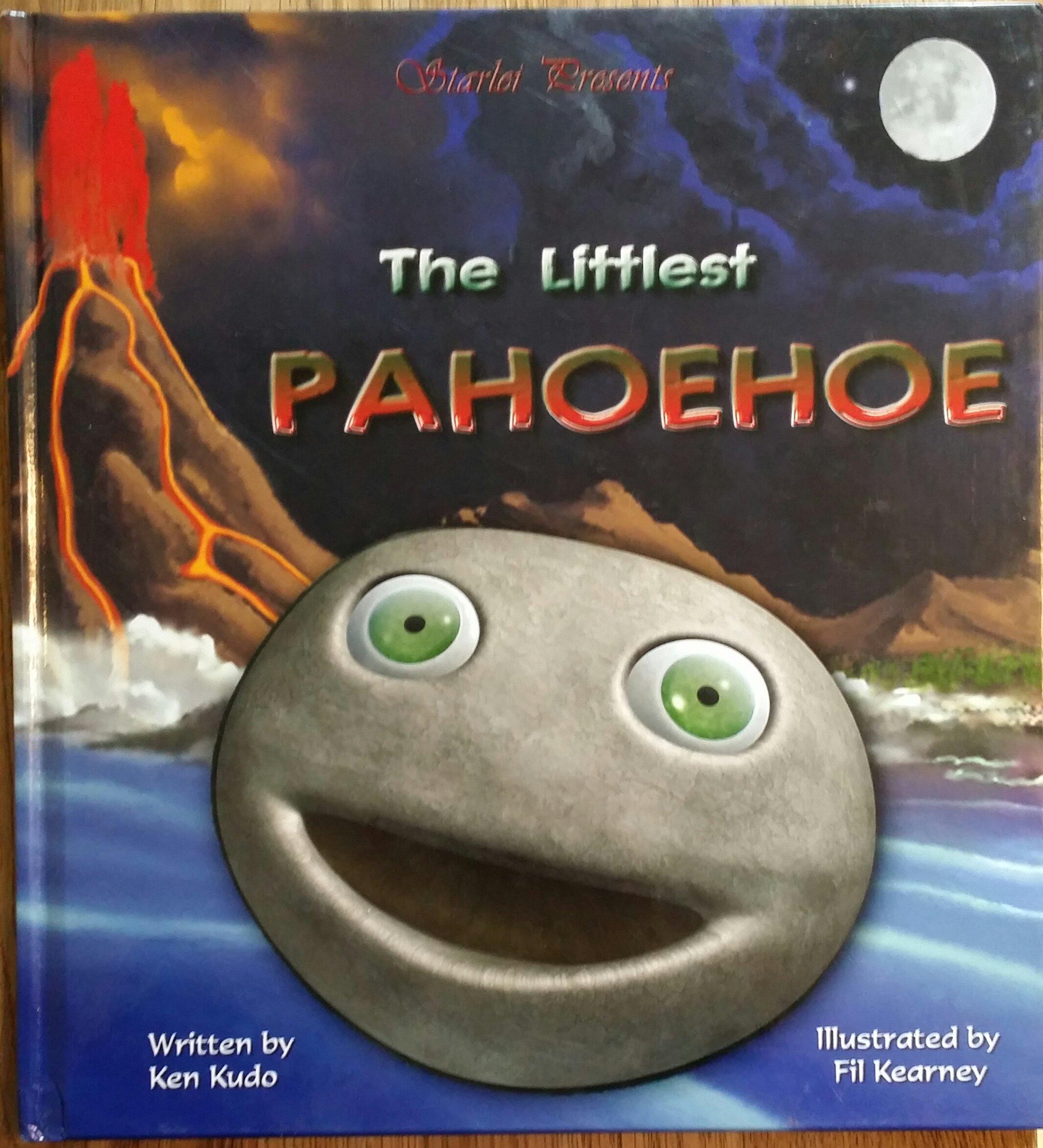 Read Online The Littlest Pahoehoe pdf
