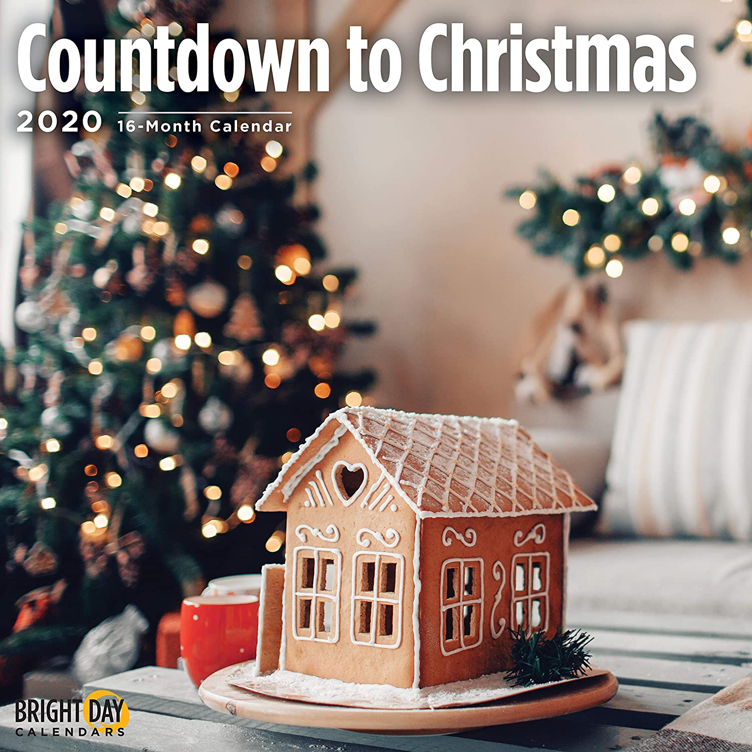 Christmas 2020.Kids Family Themed Wall Calendars By Bright Day Calendars 16 Month Wall Calendars 12 X 12 Inches Countdown To Christmas 2020