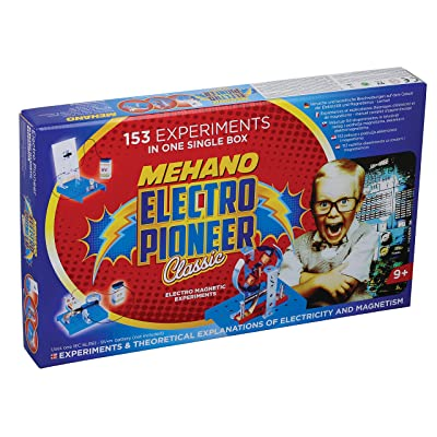 Mehano – Play Science Education – Electro Pioneer, E183: Toys & Games