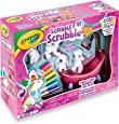Crayola Scribble Scrubbie, Toy Pet Playset, Holiday Kids, Age 3, 4, 5, 6