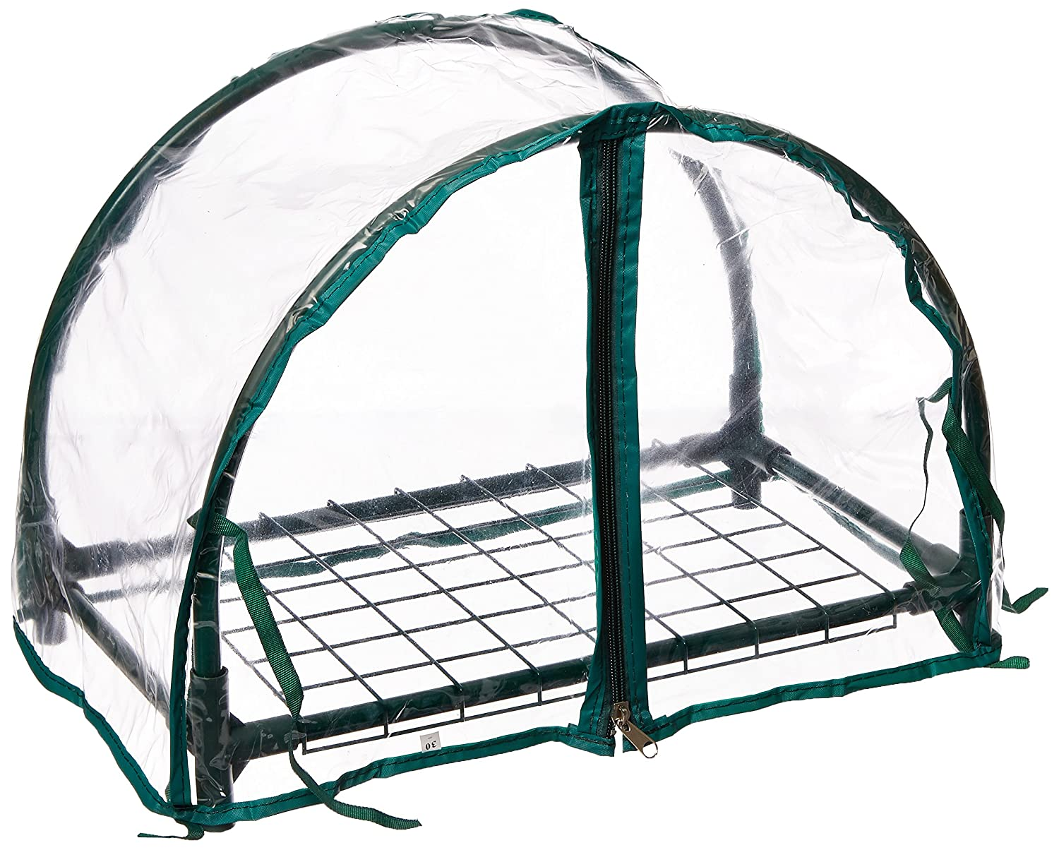 Amazon.com : Zenport SH3270 12.5 1 Foot High Balcony Greenhouse For  Protected Patio, Mini : Garden U0026 Outdoor