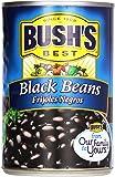 Bush's Best Black Beans, Canned Beans, Prime Pantry, 15 oz.