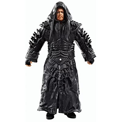 WWE Elite Collection Series #27 Undertaker Action Figure: Toys & Games