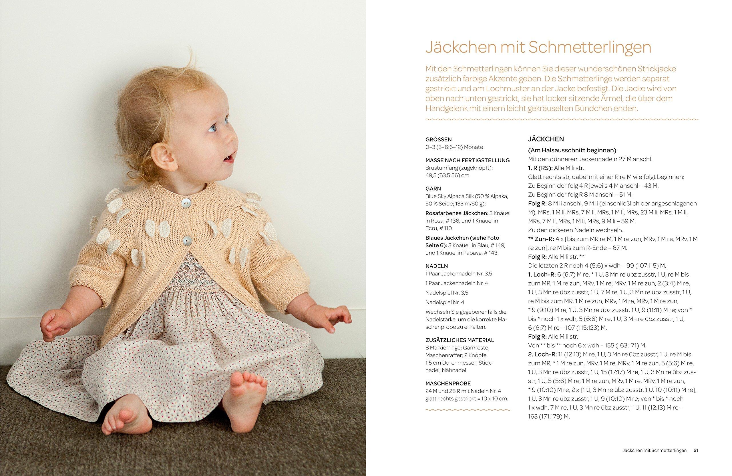 Geschenke aus dem wollkorb für babys: kleidung, accessoires ...