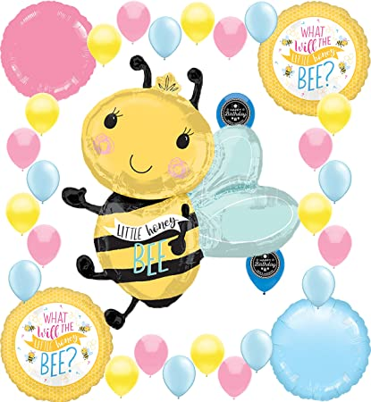 Amazon What Will The Little Honey Bee Baby Shower Party