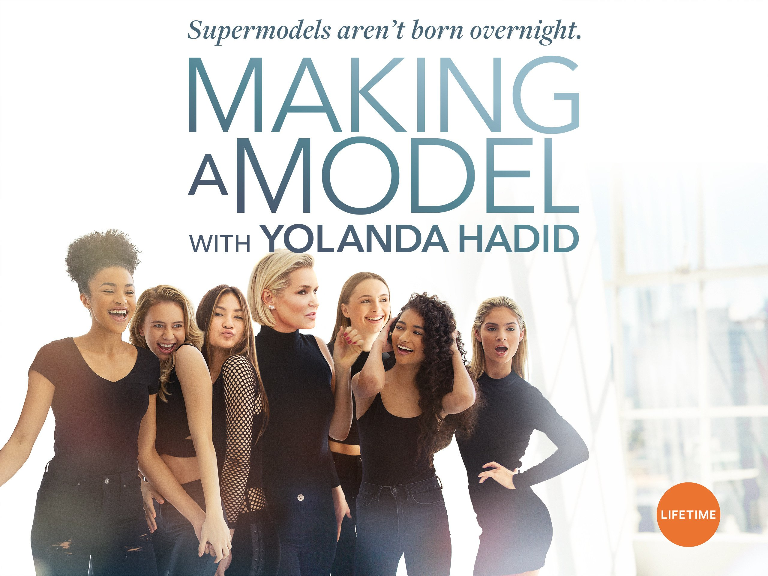 Amazon.com: Making a Model with Yolanda Hadid Season 1: Amazon ...