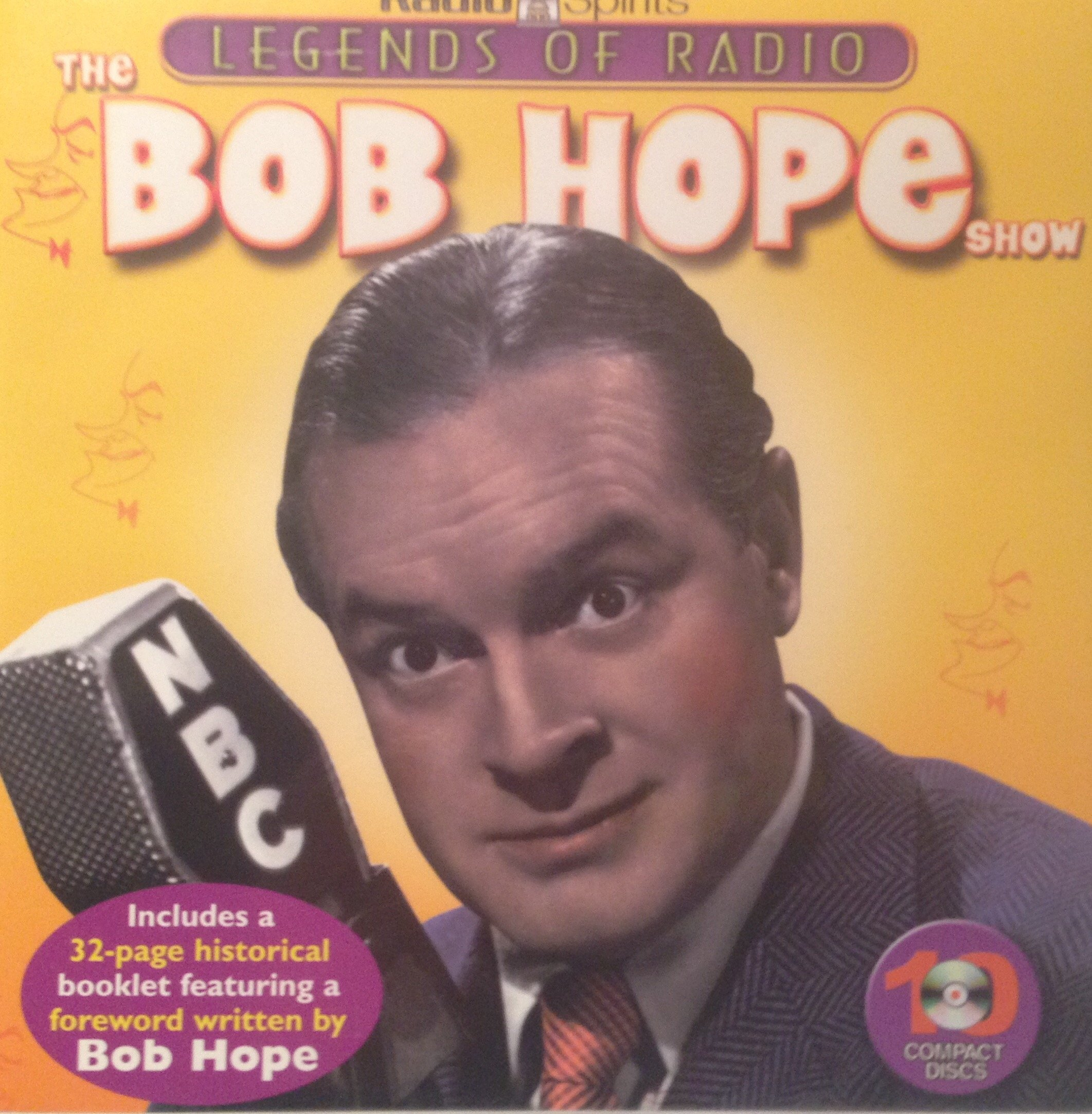 Legends of Radio: The Bob Hope Show by Radio Spirits