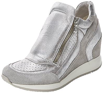 Elegante Geox Nero Sneakers Taglia 39 Donna Nydame in
