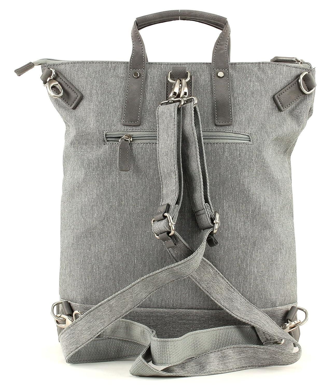Jost Bergen X Change Bag 3 in in in 1 S Rucksack 40 cm, Dark grau, Einheitsgröße B06WRSWWRB Daypacks Hat einen langen Ruf 1918f7