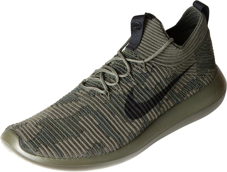 Flyknit Running Shoes, Cargo Khaki