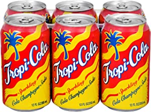Goya Foods Tropic-Coco Soda, 12-Ounce (Pack of 24)