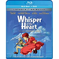 Whisper of the Heart(Bluray/DVD Combo) [Blu-ray] (Sous-titres français)