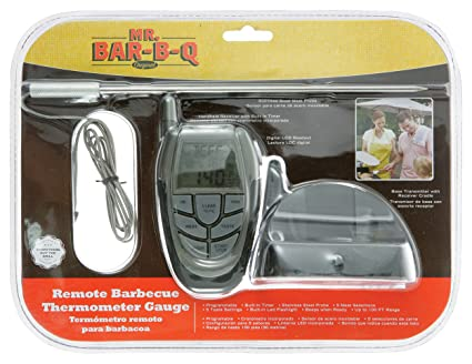 Mr. Bar-BQ Remote Digital Meat Temperature Gauge