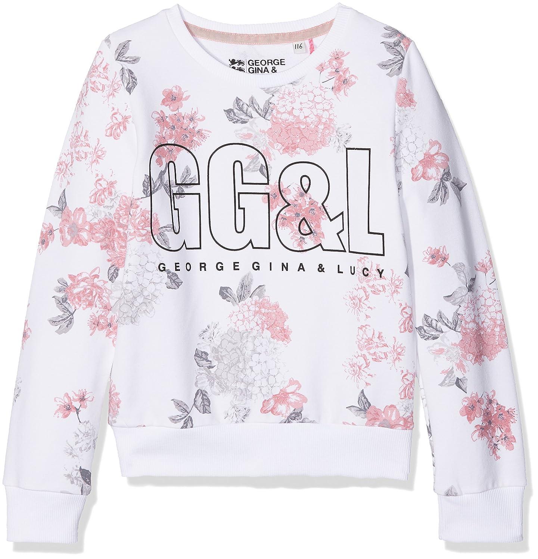 GEORGE GINA /& LUCY GIRLS M/ädchen Sweatshirt