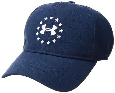 1d9082cc Amazon.com: Under Armour Men's Freedom 2.0 Cap: Clothing