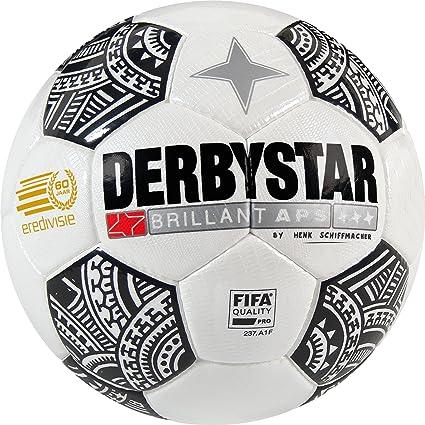 Derbystar Brillant APS Hombre Eredivisie de fútbol, Color Blanco ...