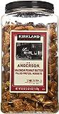 Kirkland Hk Anderson Peanut Butter Filled Pretzels 3 Lb (Pack of 2)