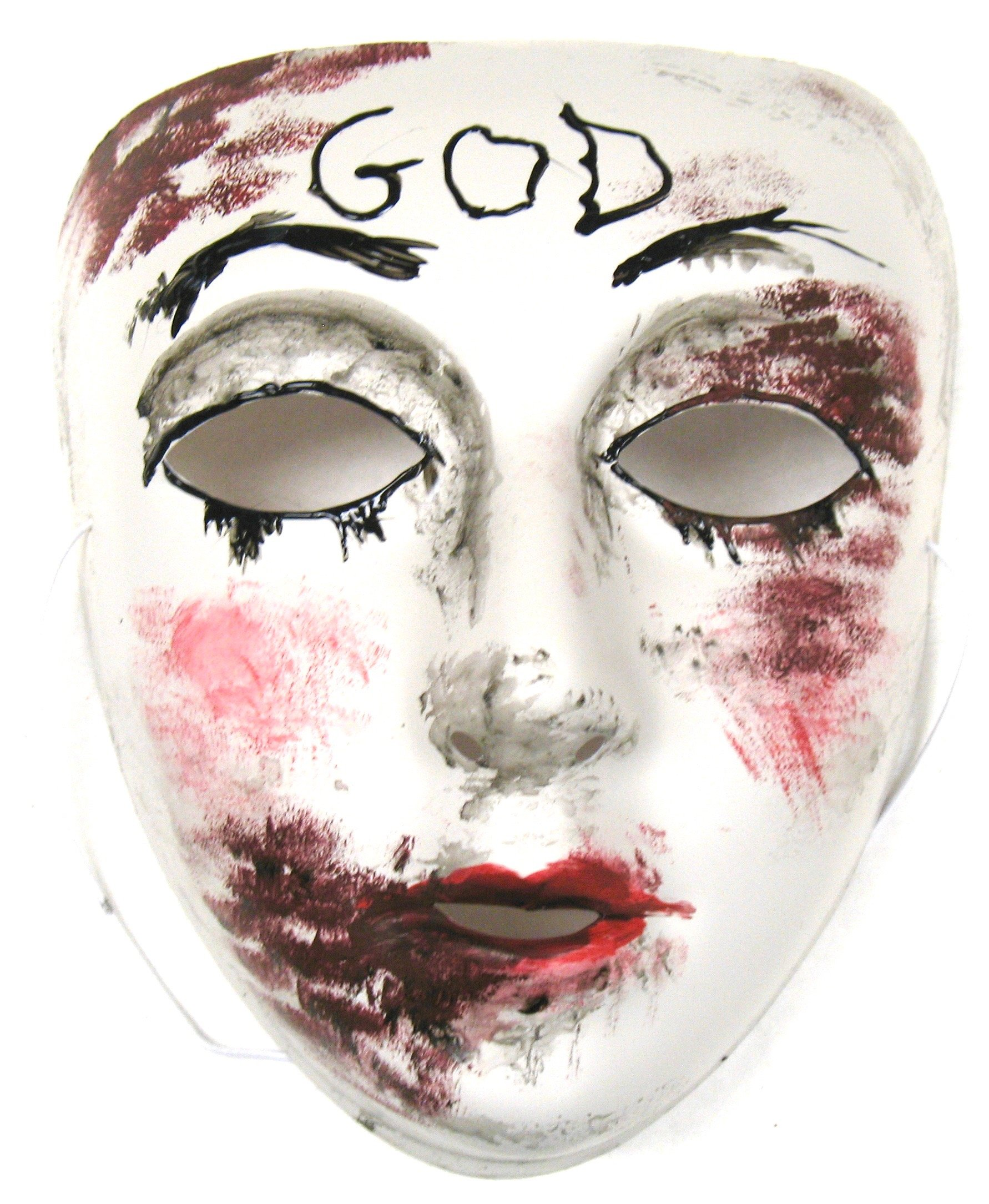 Success Creations USA Divine Similar Purge Scary Masquerade Mask for Men and Women