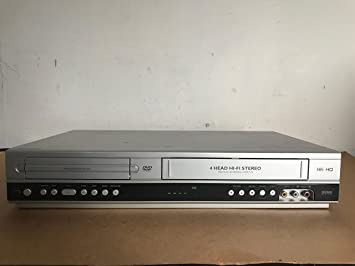 Philips dvp3340 V DVD/VCR Video Cassette Grabador/reproductor de DVD combo. 4