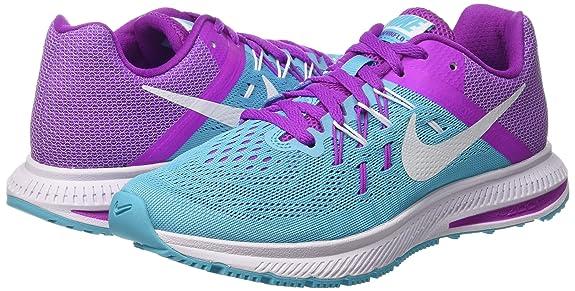 huge discount de942 86044 Amazon.com   Nike Women s Zoom Winflo 2 Running Shoe   Road Running