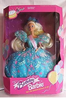 Amazon.com: Cumpleaños muñeca barbie AA – Ella es el ...