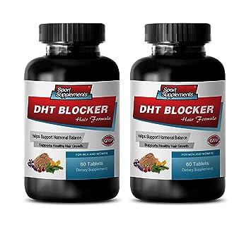 Amazon.com: hair loss men supplement saw palmeto - DHT ...
