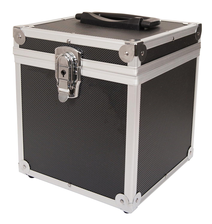 Pro Box 44944 45 Small Pro Record Box, Valigetta per dischi piccola, colore: nero