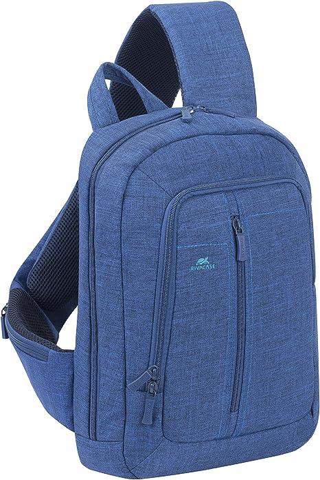 Bike Bag Hiking Backpack Men /& Women Crossbody Bag Rivacase 7529 Sling Bag