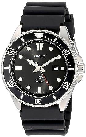 Amazon.com: Casio - Reloj analógico para hombre (bisel ...