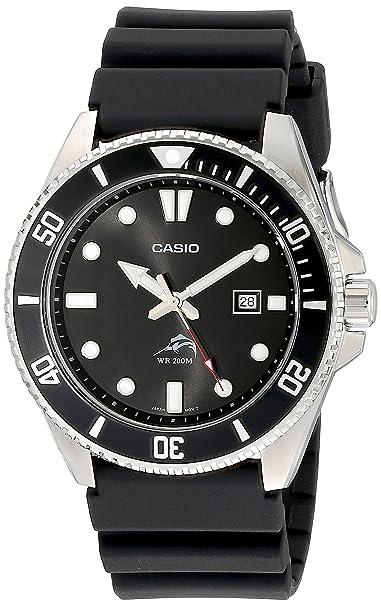 eaa16f9e507f Casio MDV106-1A - Reloj (Reloj de pulsera