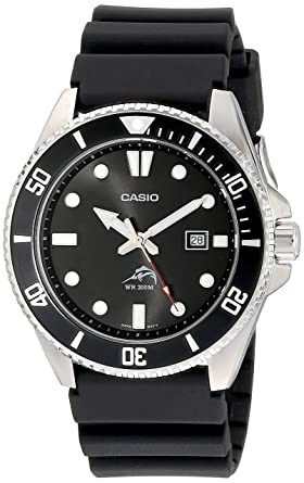 Amazon.com  Casio Men s MDV106-1AV 200M Duro Analog Watch a71db8d5cc