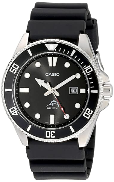 Review Casio Men's Black Analog