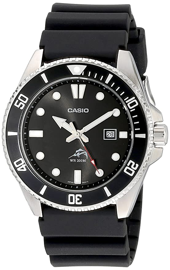 Casio Men's MDV106-1AV 200M Duro Analog Watch Review