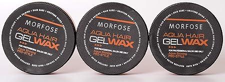 Morfose Gel-Wax Extra Shining 3 x 175ml