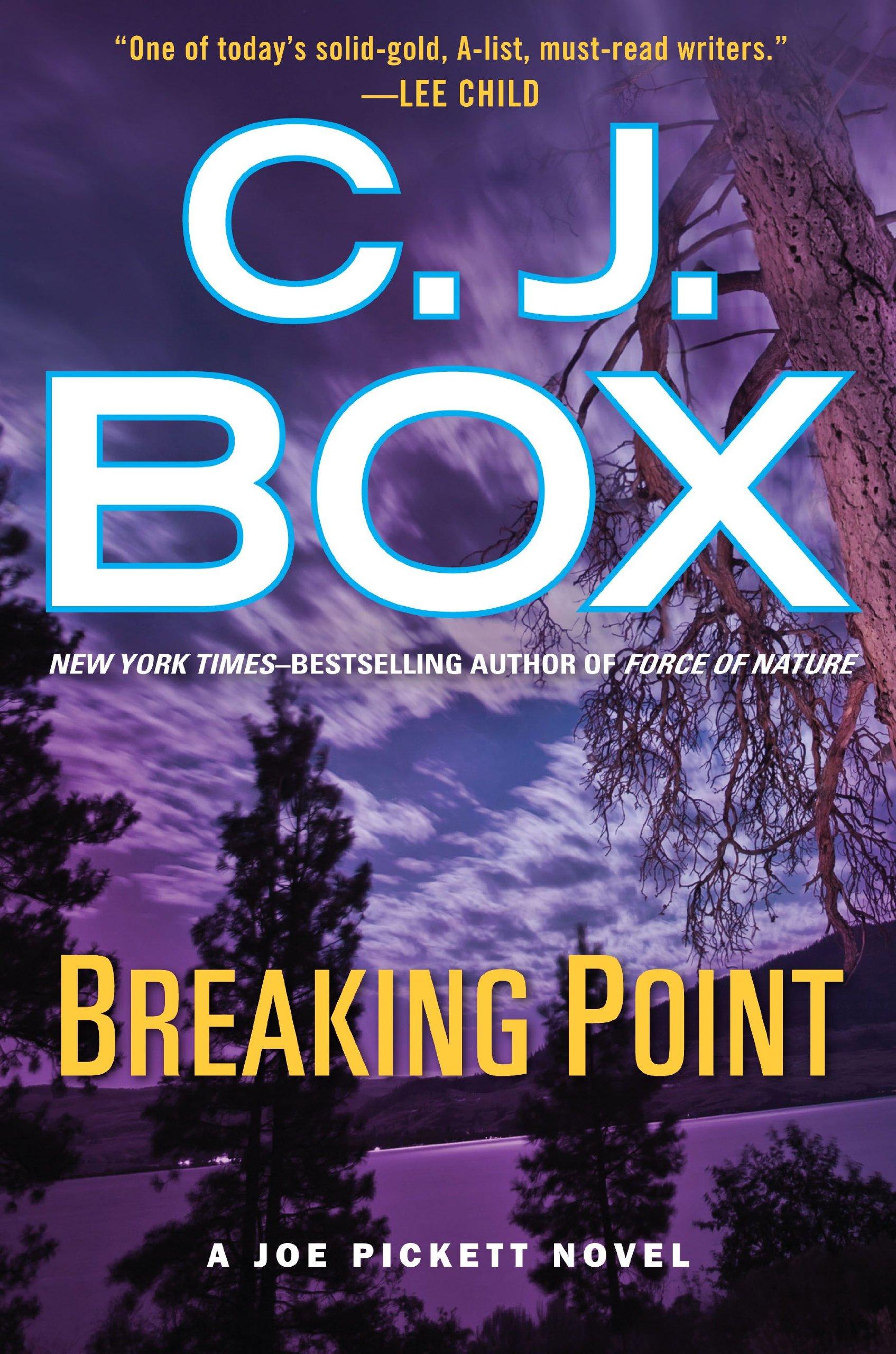 Breaking Point (A Joe Pickett Novel) pdf epub