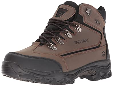 Wolverine Men's W05103 Spencer Boot, Brown/Black ...