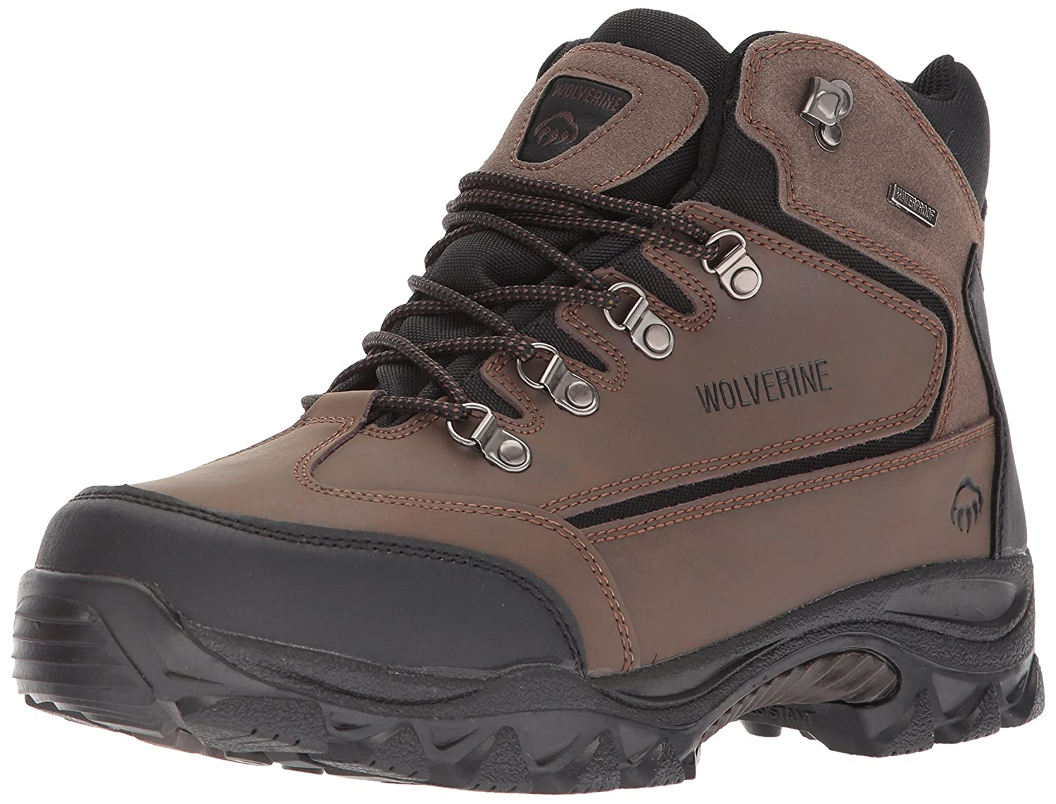 90786827678 Amazon.com | Wolverine Men's W05745 Wilderness Gunmetal-M | Hiking Boots