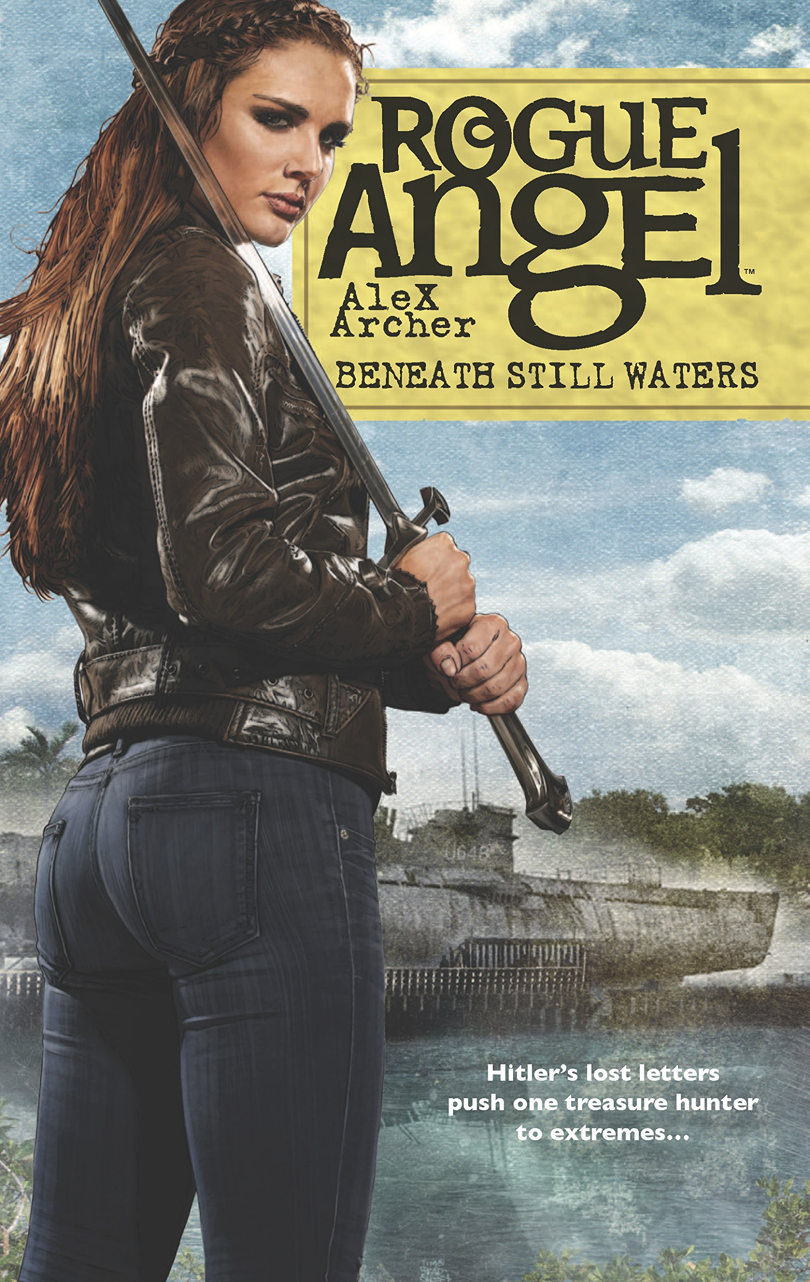 Download Beneath Still Waters (Rogue Angel) pdf
