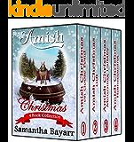 Amish Christmas Collection #2 (Amish Christmas Love)