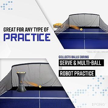 Joola Ballfangnetz iPong TT-Buddy Fangnetz Robot Net