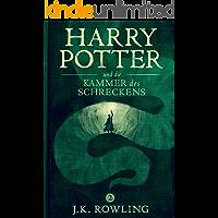 Harry Potter und die Kammer des Schreckens (German Edition) book cover