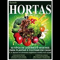 Guia de Hortas – Cultive legumes e vegetais em casa