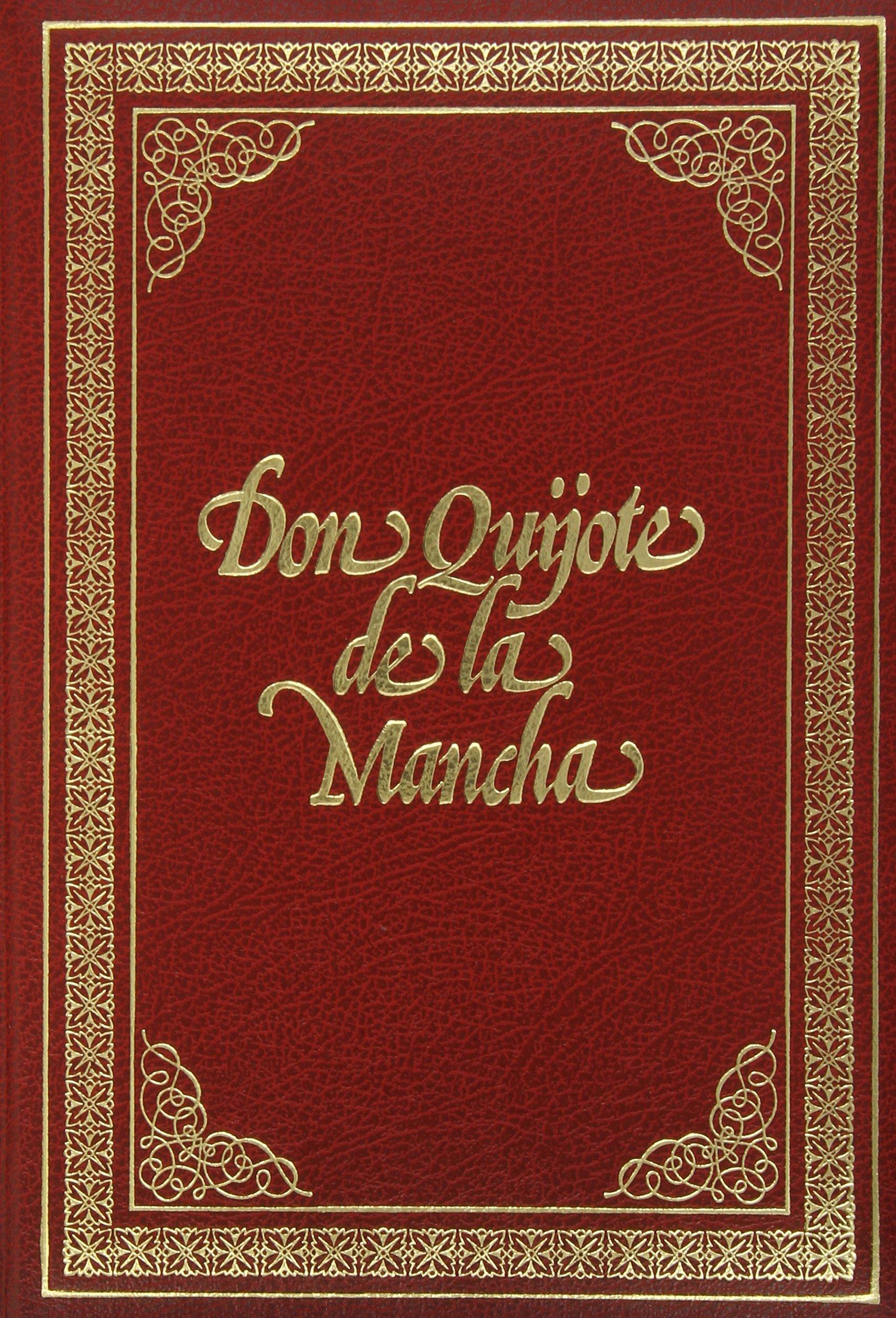 Don Quijote de La Mancha (Grandes Clásicos, Band 1)