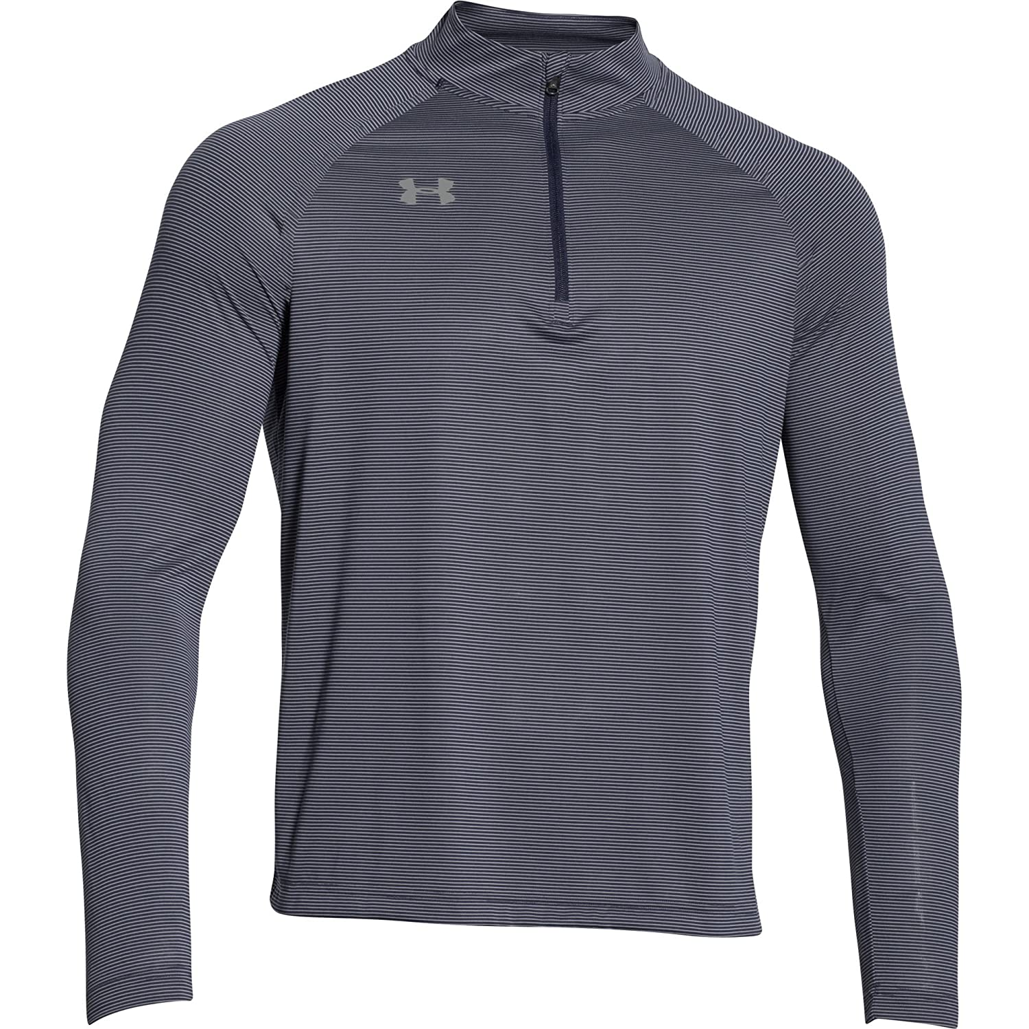 Under Armour Men's Stripe Tech 1/4 Zip Pullover 1276228