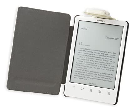Gecko Covers - Funda para eReader Sony PRS T3S eBook - T3S luxe ...