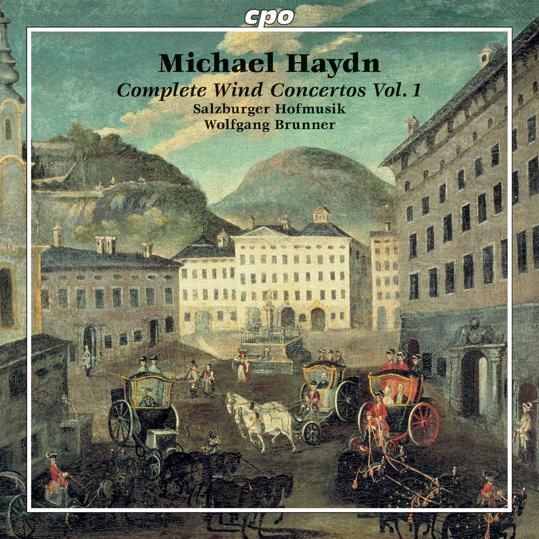 """Risultato immagini per """"horn concerto in D"""" haydn schlader"""""""